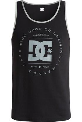 Dc Rebuilt Tank M Tees Anthracite Solid T-Shirt