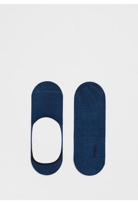 Mavi Erkek Lacivert Çorap