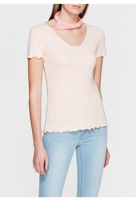 Mavi Kadın Pembe Basic Tshirt