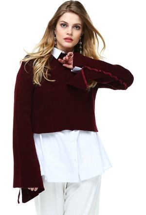 BSL Fashion Bt Surde Triko Kazak