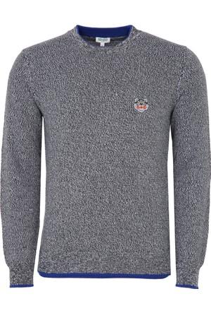 Kenzo Erkek Sweatshirt Gri F765PU2023AB