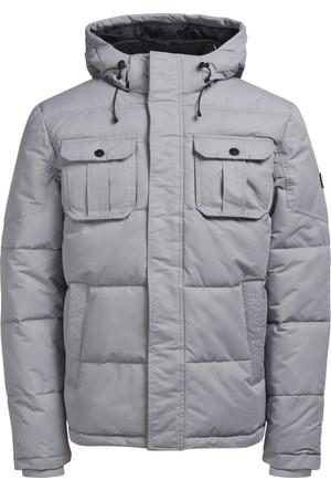 Jack & Jones Padded Puffer Jacket Lacivert