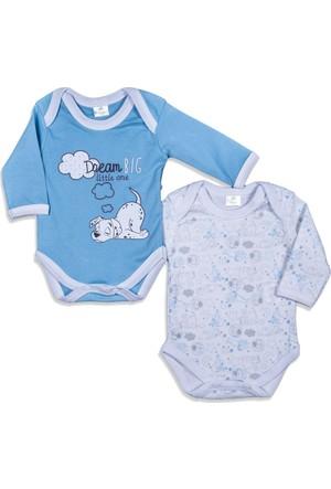 Disney 101 Dalmaçyalı Bebek 2'li Body Takım 10492