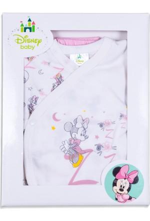 Disney Minnie Mouse Bebek 5'li Yenidoğan Set 9135