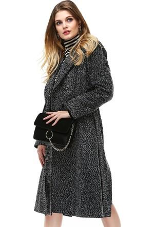 Dewberry Z6425 Kadın Palto