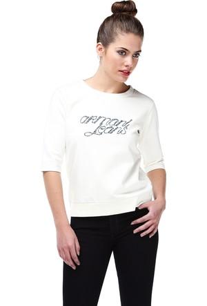 Armani Jeans Kadın Sweatshirt