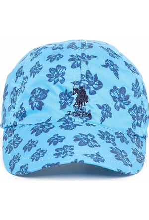 U.S. Polo Assn. Kız Çocuk Veresa Şapka Mavi