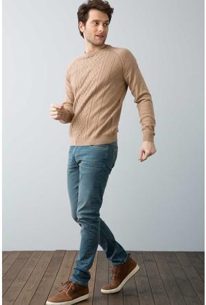 U.S. Polo Assn. Erkek Sanby7S Kot Pantolon Yeşil