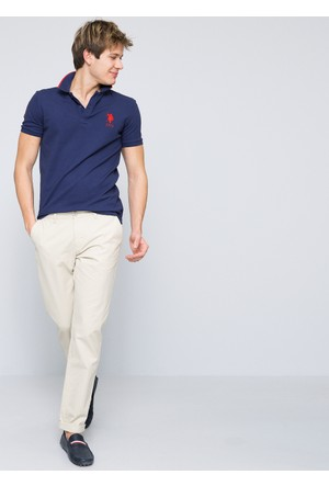 U.S. Polo Assn. Erkek Krl017Y-Ing Pantolon Gri