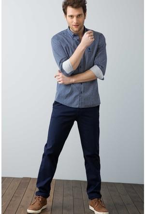 U.S. Polo Assn. Erkek Krl017Y-Ing Pantolon Lacivert