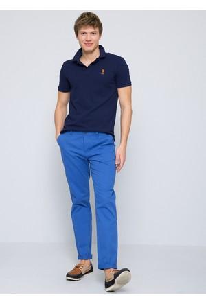 U.S. Polo Assn. Erkek Krl017Y-Ing Pantolon Mavi