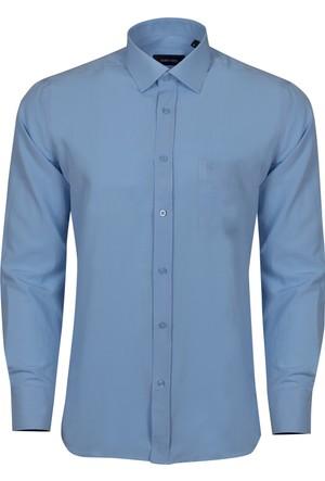 Sabri Özel Cvc Klasik Kalıp Cepli Gömlek