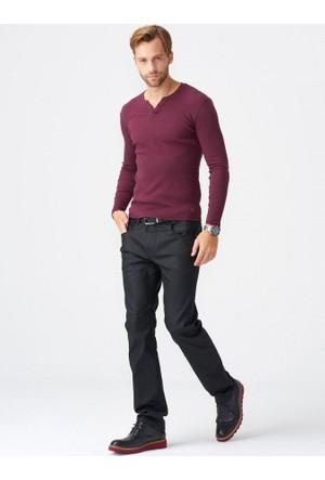 Xint Fit Kalıp Siyah Pantolon