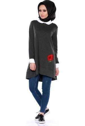 Zemin Giyim Salaş Tunik-1005
