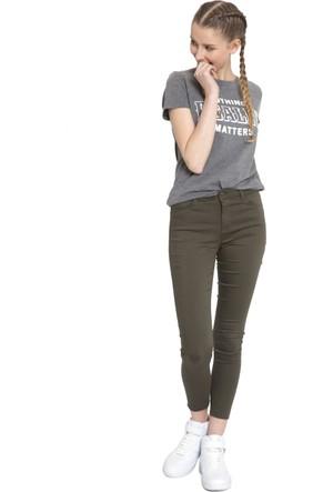LC Waikiki Genç Kız Yüksek Bel Pantolon