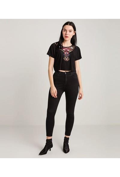 Home Store Kadın T-Shirt 17501078932