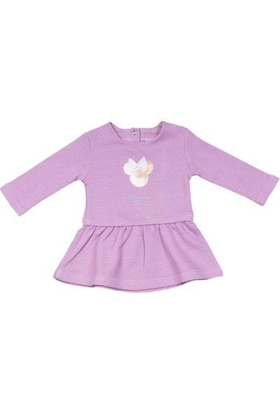 Disney Minnie Mouse Çocuk Elbise 12052