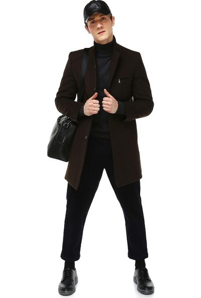 Dewberry Plt8318 Erkek Palto
