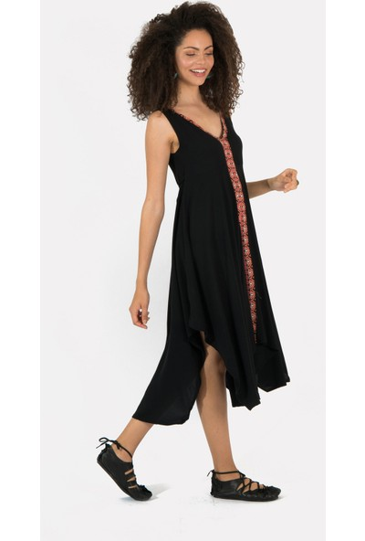 Clandestino Kloş Elbise
