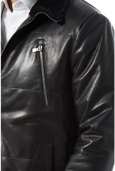 Deriza Lanza Erkek Deri Ceket