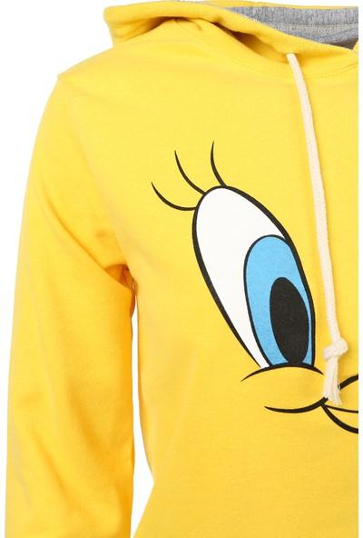 Bonalodi Tweety Kadın Sweatshirt