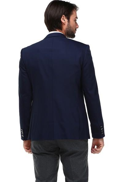 Centone Filanel Ceket Dar Kalıp 18B-0101