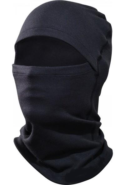 HepsiDahice Polar Kar Maskesi Siyah Pratik Unisex Bere