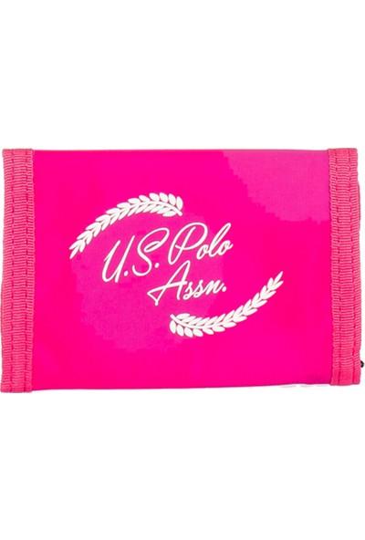 U.S. Polo Assn. Cüzdan Plcz7704 Pembe