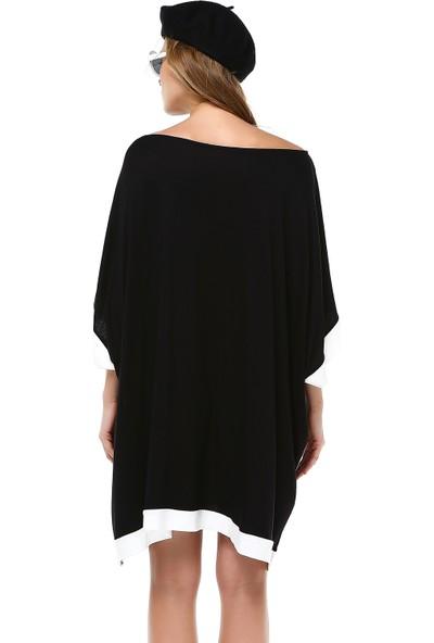 Quincey Kadın Oversıze Elbise