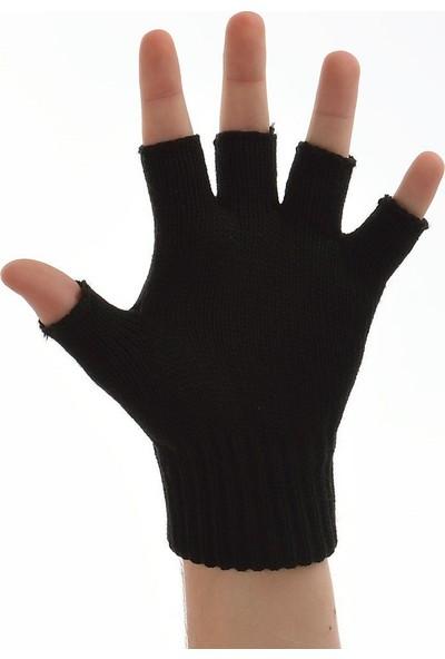 Pyz Moda Triko Kesik Parmaklı Eldiven