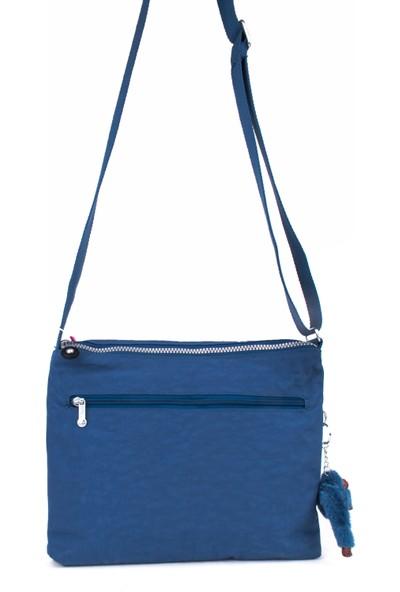 Kipling Kadın Çapraz Askılı Çanta 13335 - Mavi
