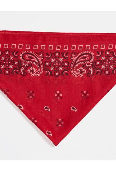Kırmızı Bandana 194405-25704