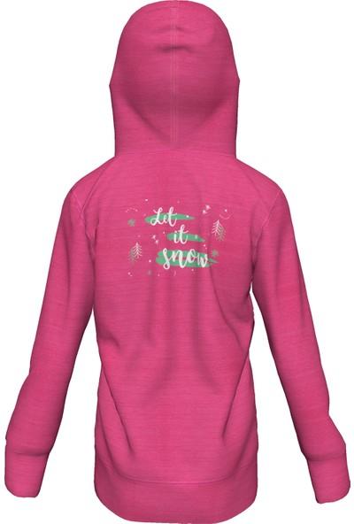 Woolnat Kapüşonlu Yün Çocuk Sweatshirt