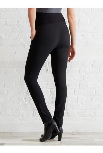 Colline Hamile Siyah Klasik Pantolon