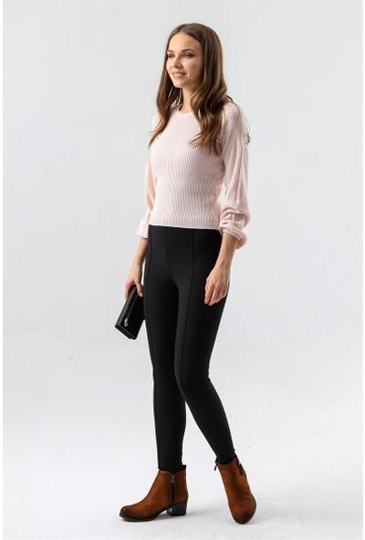 Jument 2399 Siyah Kadın Pantolon
