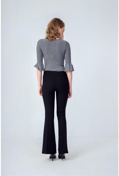 Jument 2412 Siyah Kadın Pantolon