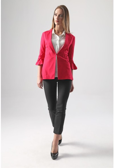 Jument 2466 Fuşya Kadın Ceket
