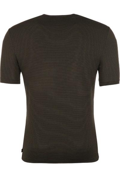 Armani Collezioni Erkek T-Shirt 3Ycm54Cjbyz