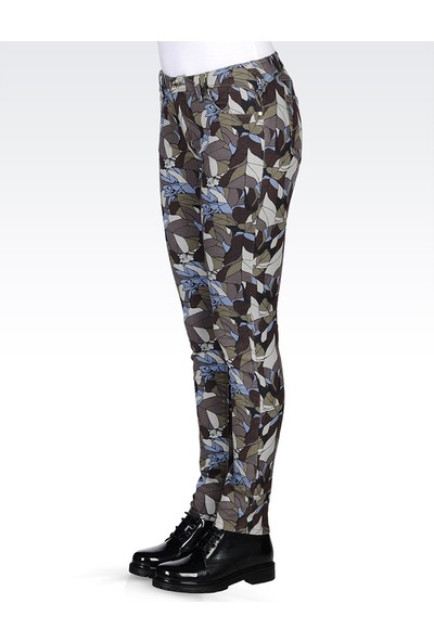 Armani Jeans Kadın Pamuklu Pantolon 6X5J285Npjz