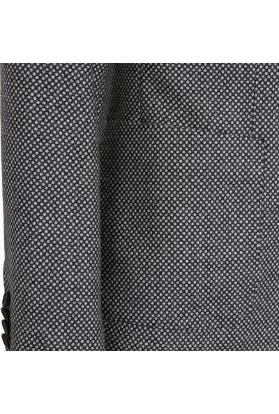 Manuel Ritz Erkek Ceket Gri 2311G318171590