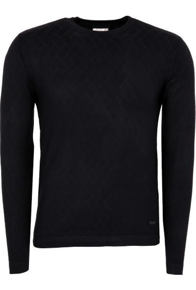 Armani Collezioni Erkek Sweatshirt Siyah 6YCM23CM24Z
