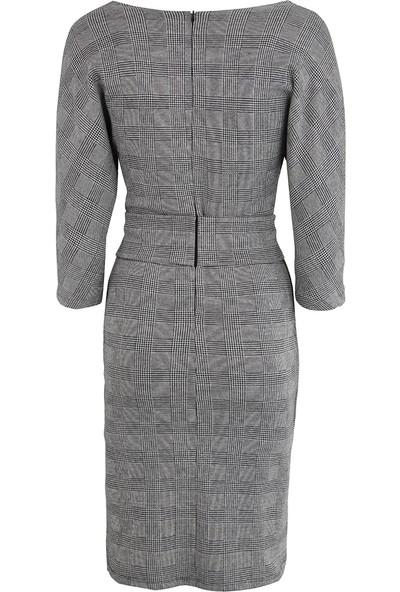 Ayhan Kadın Elbise 60832