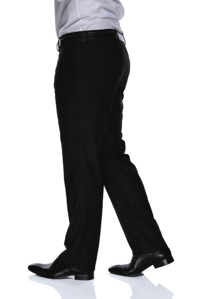 Buenza 120S Slim Fit Pantolon-Siyah