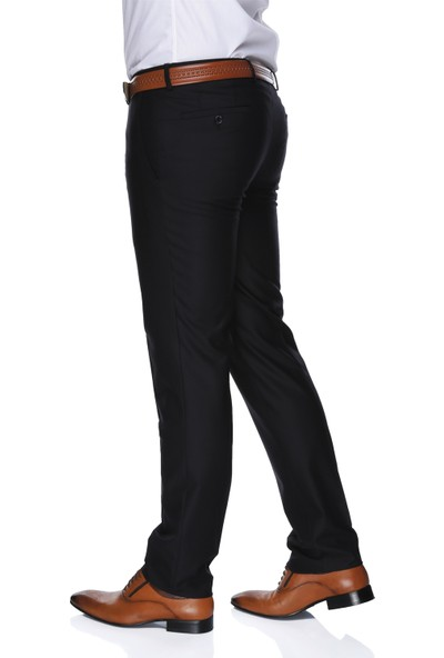 Buenza 120S Slim Fit Pantolon-Lacivert