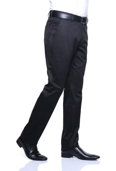 Buenza Soho Yan Cep Slım Fıt Pantolon - Siyah