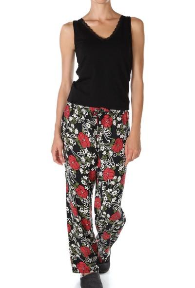 Doremi Flower Garden 3'Lü Pijama Takım