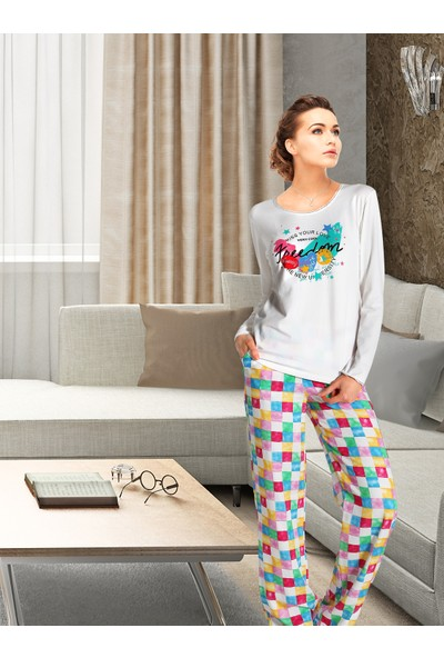 Doremi Colors For Sleep Bayan Pijama Takımı