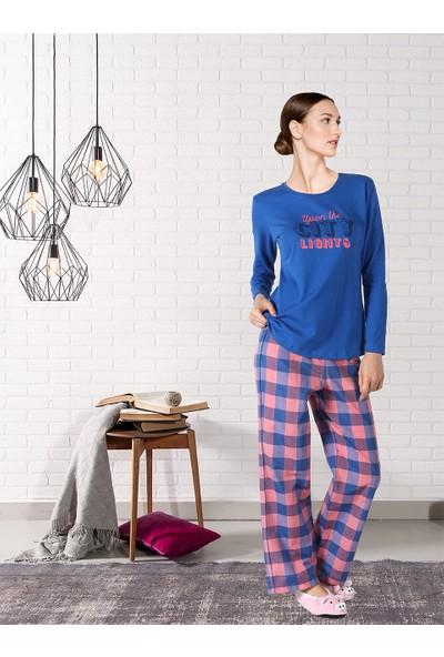 Doremi Royal Rain Bayan Pijama Takımı