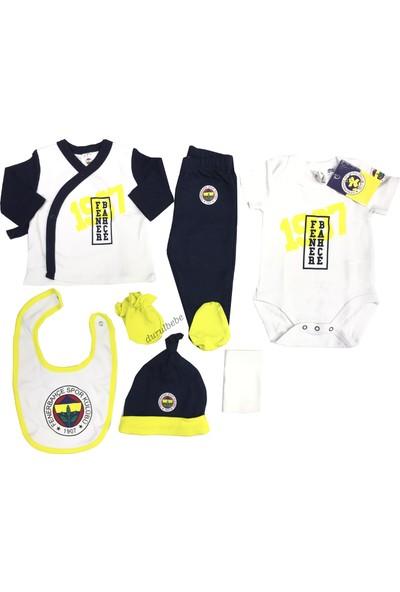 Fenerium Fenerbahçe 7 Parça Hastane Çıkış Seti - 1028V2