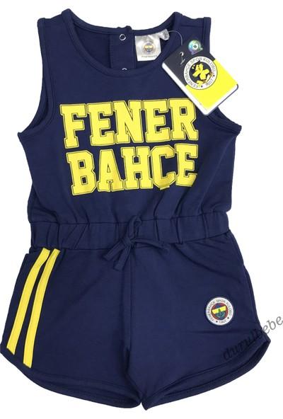 Fenerium Fenerbahçe Kız Çocuk Salopet - 1128